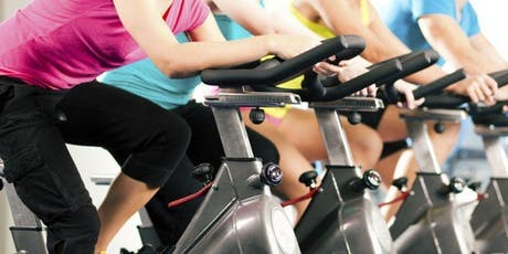 Pedal in Pink-Spinning with David Schenberg tickets