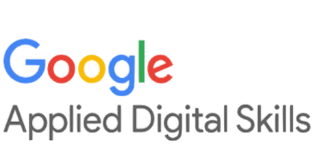Google Applied Digital Skills Training tickets