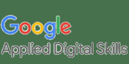Google Applied Digital Skills Training