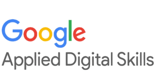Google Applied Digital Skills Training