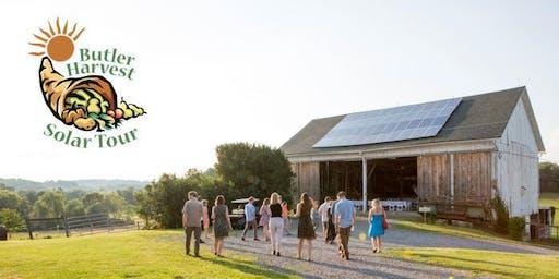 Butler Harvest Solar Tour