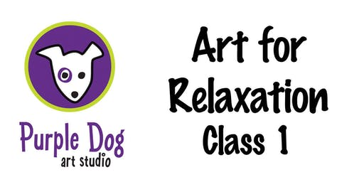 Art for Relaxation Class