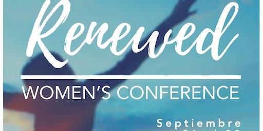 Renewed Women's Conference