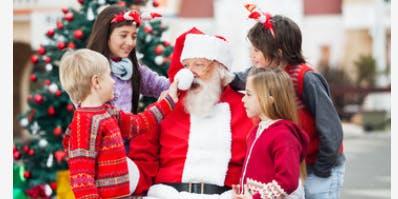 Sensory-Friendly Santa - Portland, OR - Presented by Centria Autism