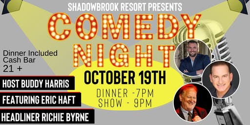 Shadowbrook Resort's Comedy Night