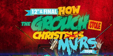 The Grouch - How the Grouch Stole Christmas Final Tour tickets