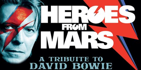 Heroes From Mars- A Tribute To David Bowie tickets