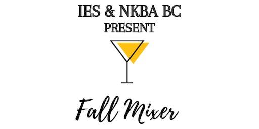 Fall Mixer - IES/NKBA BC