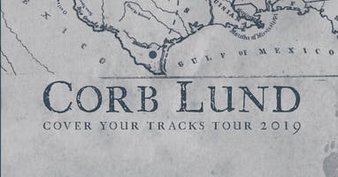Corb Lund Cover Your Tracks Tour at Shipping & Receiving