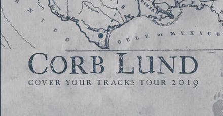 Corb Lund Cover Your Tracks Tour at Shipping & Receiving tickets