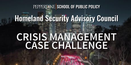 Crisis Management Case Challenge - Audience Members tickets