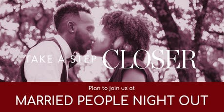 Married People Night Out tickets