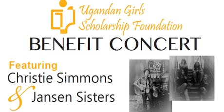 Christie Simmons/Jansen Sisters Double Bill for the UGSF  tickets