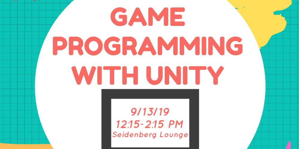 Introduction to Game Programming with Unity Tickets, Fri
