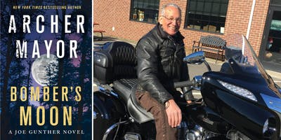 'Vermont Edition' Live With Archer Mayor: 30 Years Of Joe Gunther Novels