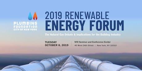 2019 Renewable Energy Forum tickets
