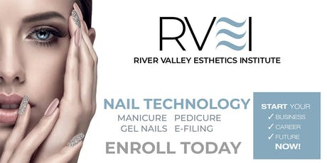 RVEI Nail Technology Program tickets