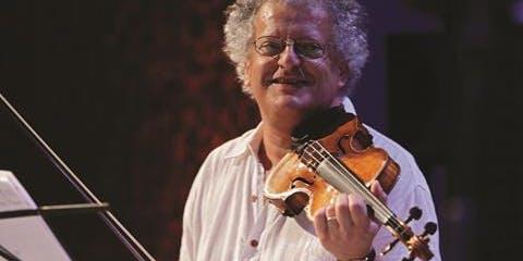Ensemble Mise-En with violinist Irvine Arditti
