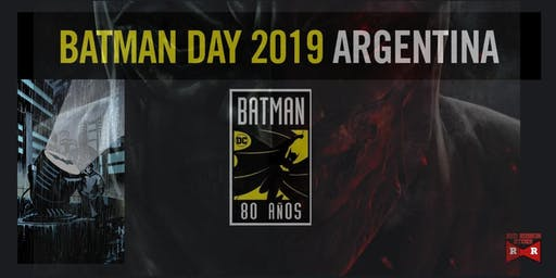 Batman Day : 80 Aniversario
