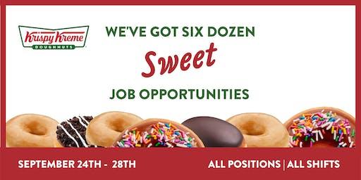 Krispy Kreme Job Fair -  Pensacola, FL