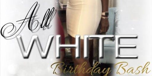 All White Birthday Bash