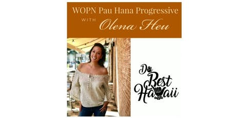 Progressive Pau Hana Business Mixer tickets