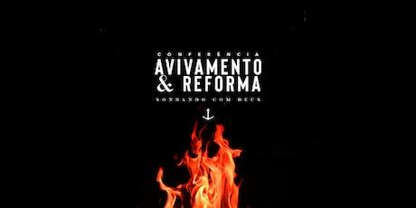 Conferência AVIVAMENTO & REFORMA ingressos