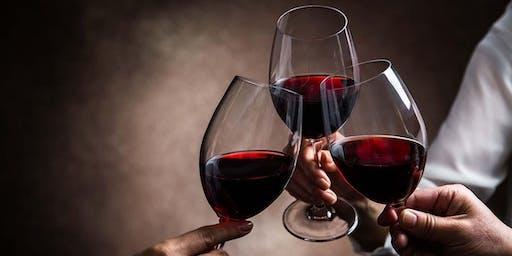 "Summer ""Wine"" Down: Wine Tasting"