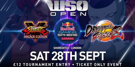 WinnerStaysOn Open September at Red Bull Gaming Sphere tickets