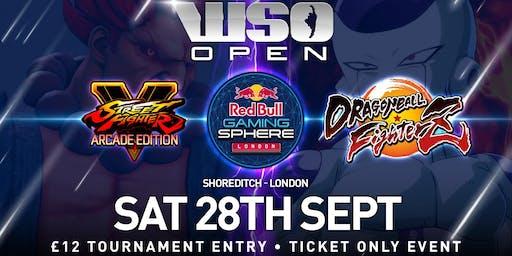 WinnerStaysOn Open September at Red Bull Gaming Sphere