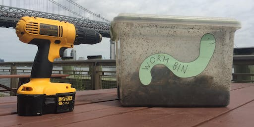 How to Make a Worm Bin