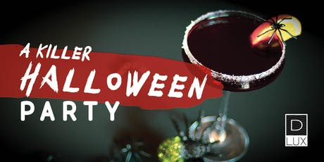 A Killer Halloween Party tickets