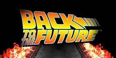 Back to the Future Benefit tickets