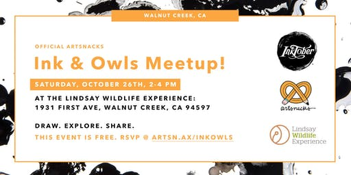 Ink & Owls Meetup in San Francisco!