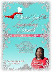 Poised LeadHer Launching Brunch tickets
