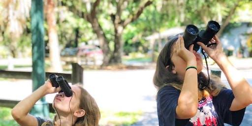 Discovery Saturdays at Arlington Park: Birds of the Park