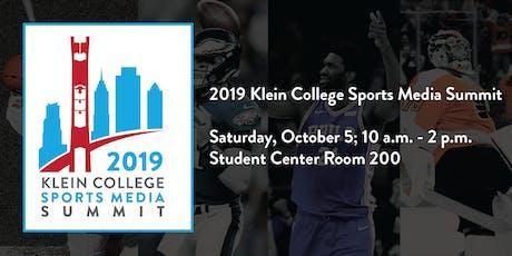 Sports Media Summit tickets