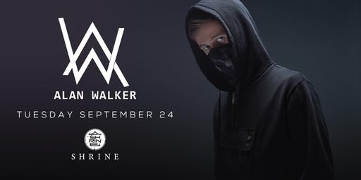 I Love Tuesdays feat. Alan Walker 9.24.19