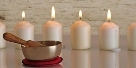 Singing Bowl Meditation tickets
