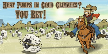 Heat Pumps for Cold Climates - Spokane/Thermal Supply tickets
