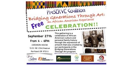 PreSERVE Coalition | Bridging Generations through Art tickets