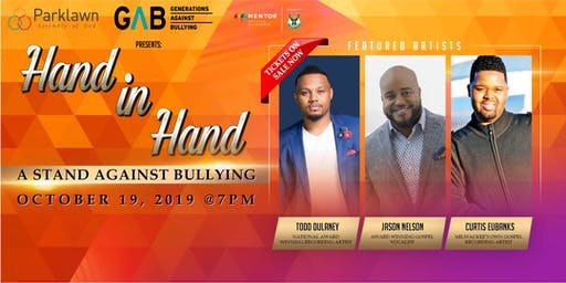 Hand in Hand: A Stand Against Bullying Concert
