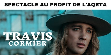 Travis Cormier en spectacle à Gatineau billets