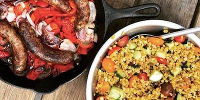 Wood Fired Feast with Rachel Wyman
