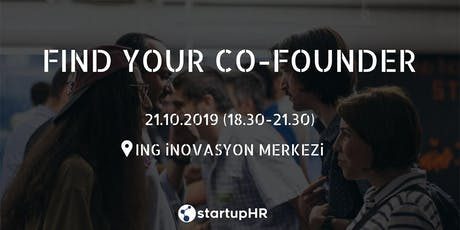 Find Your Co-Founder #8 – StartupHR tickets