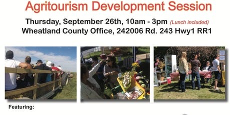 Wild Rose Agritourism Engagement Session tickets