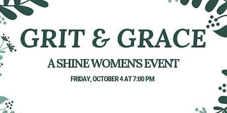 Grit & Grace - Shine Women's Event tickets