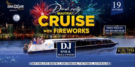 DIWALI PARTY ON CRUISE WITH FIREWORKS tickets