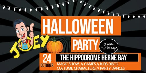 Joey's Halloween Party 2019