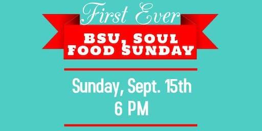 Soulfood Sundays
